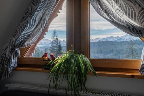 Tybet Domki i Apartamenty - Hotel - Bukowina Tatrzanska