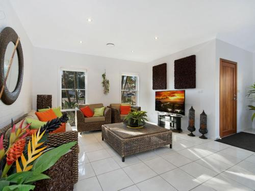 . Moorings B Great Holiday property in the heart of town.