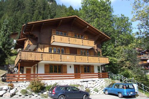 Ferienwohnung Senggi - Apartment - Adelboden