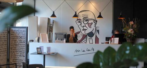 Best Western Plus Hotel Litteraire Alexandre Vialatte - Clermont-Ferrand