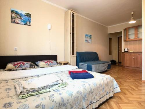 Студия на Оборонной - Apartment - Saint Petersburg