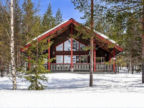 Holiday Home Vasokka - Hotel - Luosto