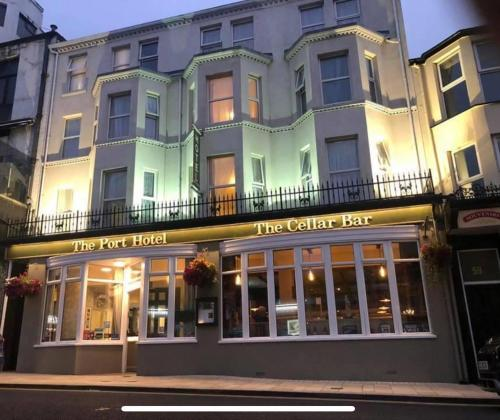 . The Port Hotel