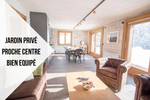 Cocon du Val d'Arly - Apartment - Praz sur Arly