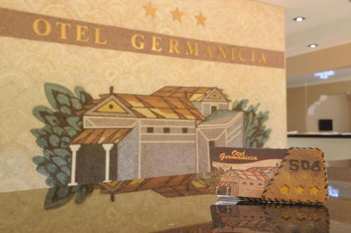 Kahramanmaras Hotel Germanicia odalar