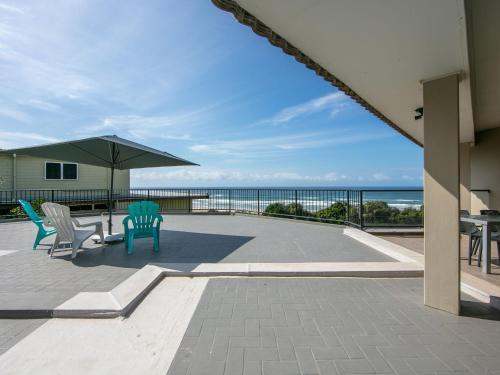 . Romiaka 8 - views over the Pippi Beach