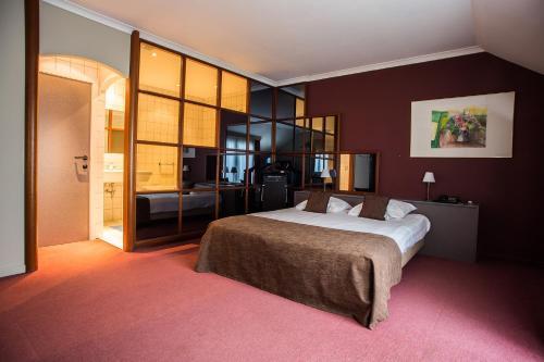 Hotel-overnachting met je hond in Hotel Koeckhofs - Achel