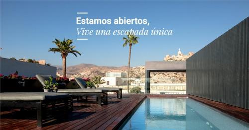 Aire Hotel & Ancient Baths - Almería