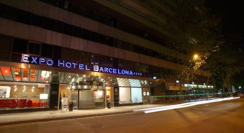 Expo Hotel Barcelona photo 13