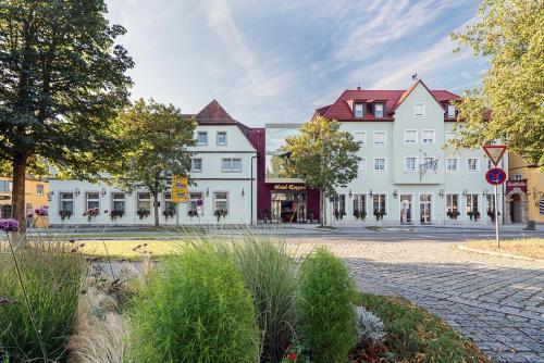 . Hotel Rappen Rothenburg ob der Tauber