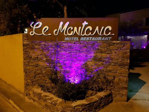 Auberge le Montana - Hôtel - Saint-Florent