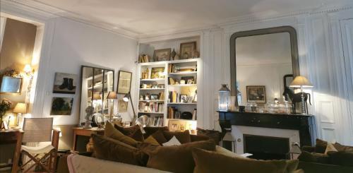 Appartement type parisien 75m² - Location saisonnière - Beauvais