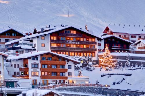 Hotel & Chalet Bellevue - Apartment - Lech