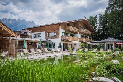 Alpenpension Claudia - Accommodation - Ellmau