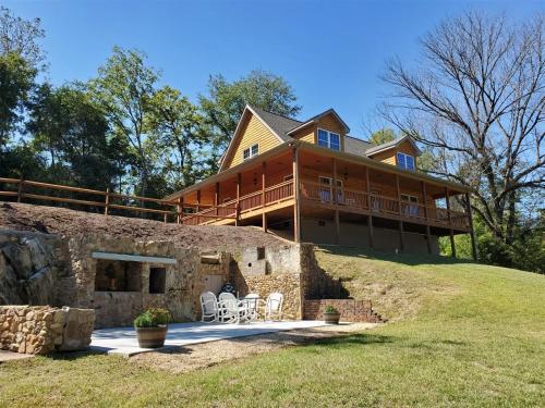River Rock Cabin - Shenandoah