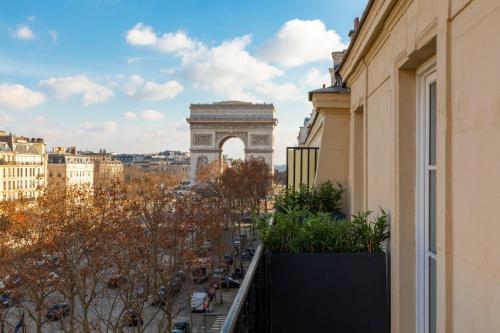 Montfleuri - Hôtel - Paris