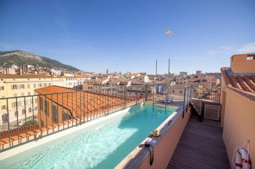 L'Eautel Toulon Centre Port - Hôtel - Toulon