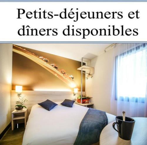 Hôtel Inn Design - Restaurant L'Escale - Hôtel - Rochefort