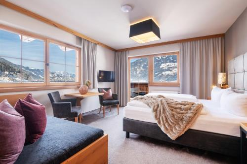 Lifestyle Double Room with Balcony