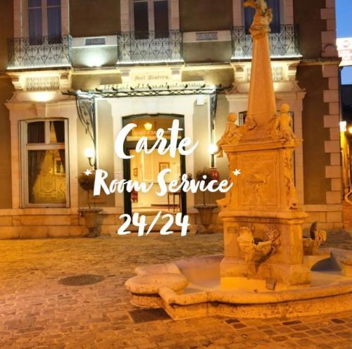 Best Western Plus Hôtel D'Angleterre - Hôtel - Bourges