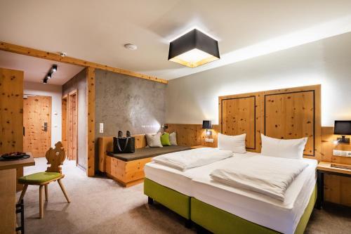 Premium Double Room with Balcony