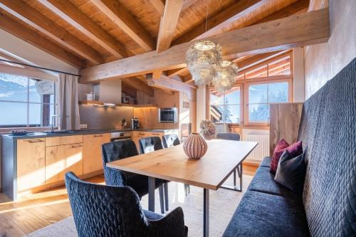 Large Deluxe Chalet