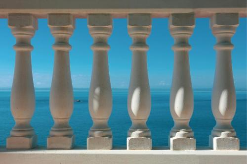 Double or Twin Room with Sea View - single occupancy Vistabella 55
