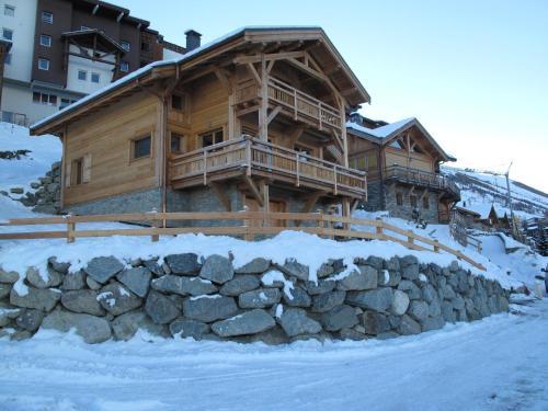 CHALET L'ALPAGA 1 - Chalet - Les Deux Alpes