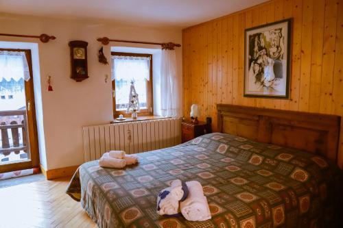 COL DE RIF Piccolo Appartamento Storico Dolomiti - Apartment - Falcade