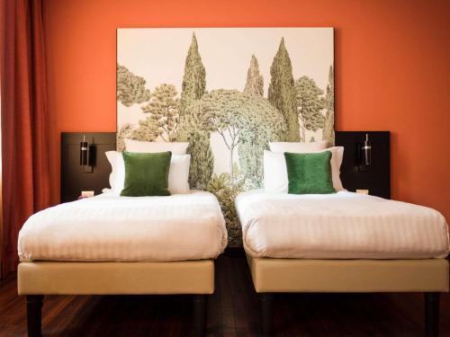 Hotel Mercure Roma Corso Trieste - image 7
