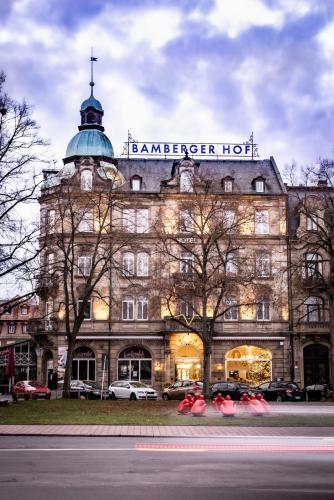. Hotel Bamberger Hof Bellevue