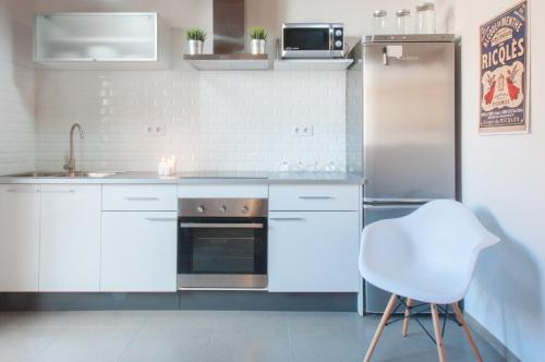 Poble Nou Design Apartment photo 2