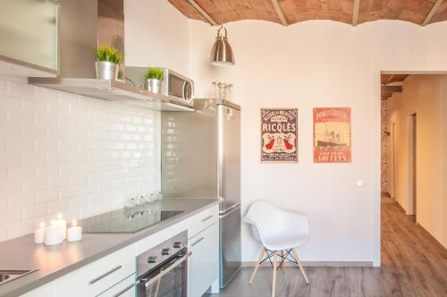 Poble Nou Design Apartment photo 6