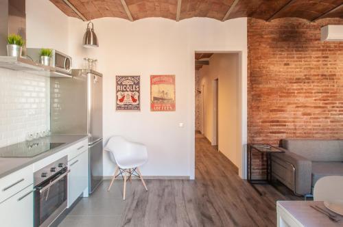 Poble Nou Design Apartment photo 14