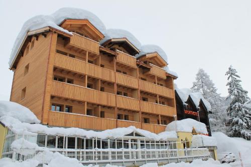 Sporthotel Oberwald - Hotel