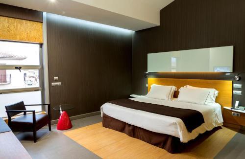 Superior Double or Twin Room Hotel Spa La Casa del Rector 2