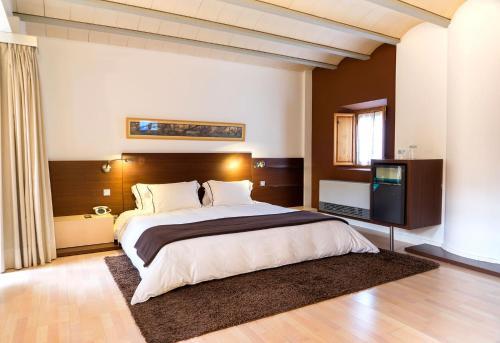 Rustic Double Room Hotel Spa La Casa del Rector 9