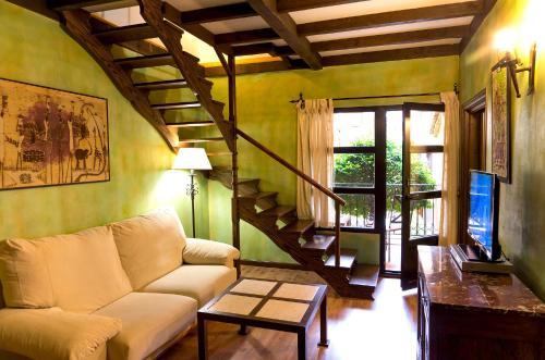 Rustic Double Room Hotel Spa La Casa del Rector 1