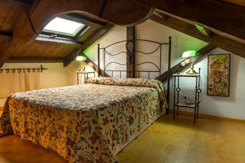 Rustic Double Room Hotel Spa La Casa del Rector 5