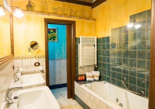 Rustic Double Room Hotel Spa La Casa del Rector 11