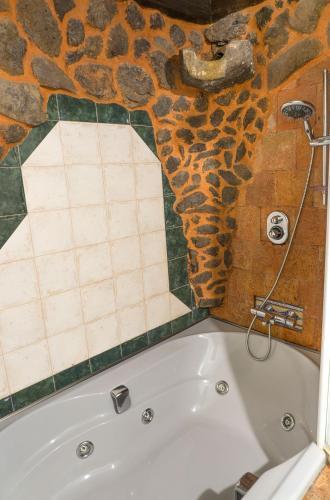 Rustic Double Room Hotel Spa La Casa del Rector 12