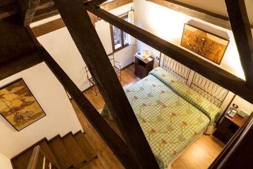 Rustic Double Room Hotel Spa La Casa del Rector 2