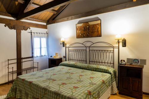 Rustic Double Room Hotel Spa La Casa del Rector 3