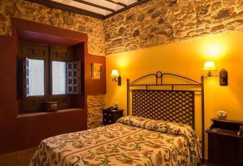 Rustic Double Room Hotel Spa La Casa del Rector 14