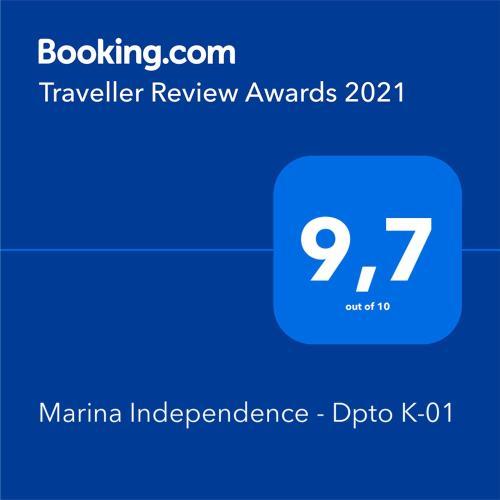 . Marina Independence - Dpto K-01