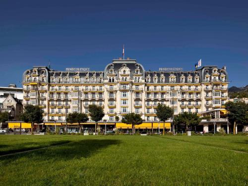 Fairmont Le Montreux Palace - Hotel - Montreux