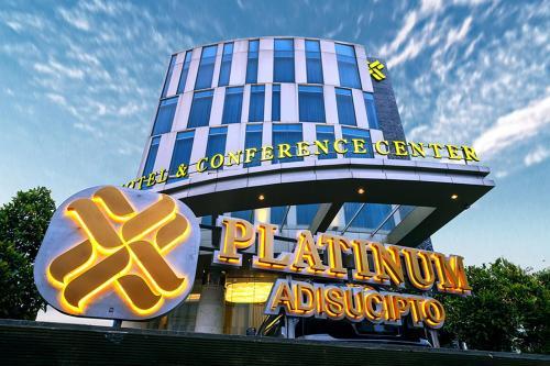 Hotel Platinum Adisucipto Hotel & Conference Center