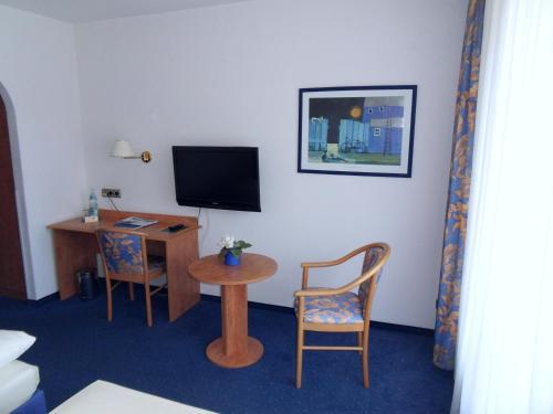 Hotel Stadt Homburg, Saarpfalz-Kreis