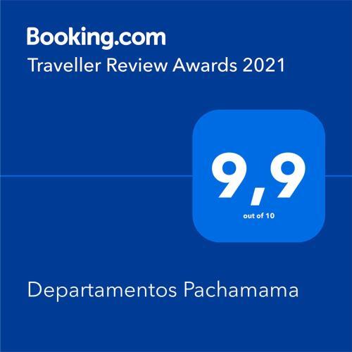 . Departamentos Pachamama