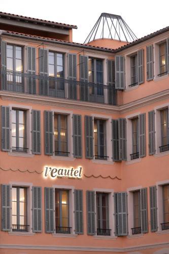 L'Eautel Toulon Centre Port